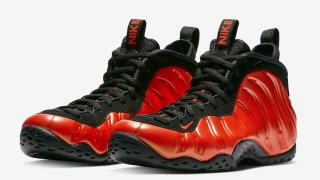 """【10/27】ナイキ エアフォームポジットワン ハバネロレッド / Nike Air Foamposite One """"Habanero Red"""" 314996-603"""