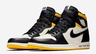 "【2018/12】エアジョーダン1 NRG NO L'S / Air Jordan 1 Retro High OG NRG ""No L's"" 861428-107"