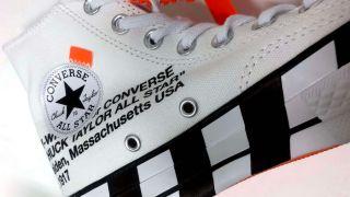 """【10/8】オフホワイト x コンバース チャックテイラー / Off-White x Converse Chuck 70 """"Stripe"""""""
