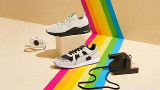 【9/8】ポラロイド x プーマ RS-0, RS-100 / PUMA x POLAROID RS-0, RS-100
