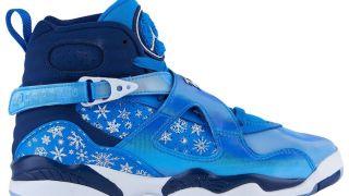 【12/1】エアジョーダン8 スノーフレーク / Air Jordan 8 Snowflake 305368-400