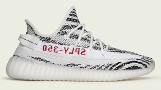 """【11/9 抽選詳細】イージーブースト350V2 ゼブラ / adidas Yeezy Boost 350 V2 """"Zebra"""" CP9654"""