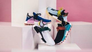 """【11/10】ファレル x アディダス インスピレーションパック / Pharrell Williams x adidas NMD Hu """"Inspiration"""" Pack"""
