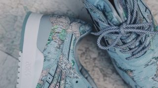 【11/23】アトモス x アシックス ゲルライト3 / ASICSTIGER GEL-LYTE III WORLDMAP for atmos