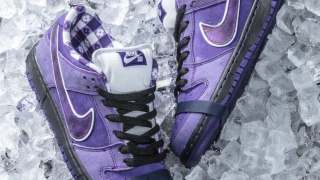 "【12/15, 12/17】コンセプツ x ナイキ SB ダンク Low / Concepts x Nike SB Dunk Low ""Purple Lobster"" BV1310-555"