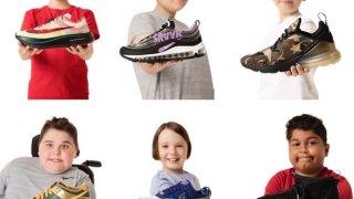 【12/14】ドーレンベッカーフリースタイルコレクション2018 / Nike 2018 Doernbecher Collection