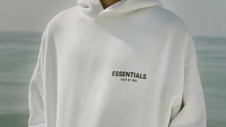 【12/6, 12/7】フィアオブゴッド / Fear Of God Essentials California Winter collection【F.O.G】