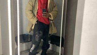 【セルフィー】カニエウエストが2019新作イージーブーツを着用 / 2019 New All-Black YEEZY Boots