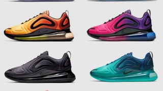 【2/1】ナイキ エアマックス720 一挙8カラー / Nike Air Max 720 Debut