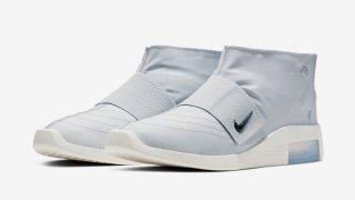 """【4/30】ナイキ エア フィアオブゴッド モック / Nike Air Fear of God Moccasin """"PURE PLATINUM"""" AT8086-001"""