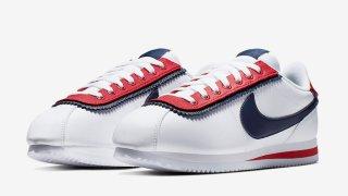 【アクセント◎】ナイキ コルテッツ ベーシック SE / Nike Cortez Basic SE CD7253-100