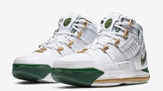 "【3/14】レブロン3 SVSM AWAY / Nike Zoom LeBron 3 QS ""SVSM Away"" AO2434-102"