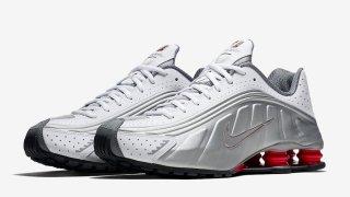 【3/20】ナイキ ショックス R4 OG 2カラーリリース / Nike Shox R4 BV1111-100, BV1111-008