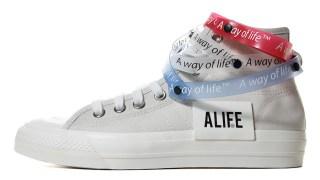 【5/11】エーライフ x アディダスコンソーシアム ニッツァハイ / Alife x adidas Consortium Nizza Hi RF G27820