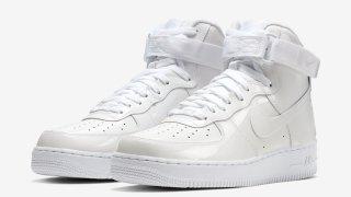 """【6/1】ナイキ エアフォース1 ハイ シード / Nike Air Force 1 High """"Sheed"""" 743546-107"""