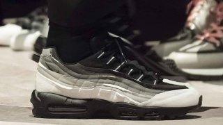 【お披露目】コムデギャルソン x ナイキ エアマックス95 / Comme des Garcons x Nike Air Max 95