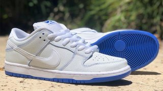 "【7/20】ナイキ SB ダンク Low ゲームロイヤル / Nike SB Dunk Low Premium ""Game Royal""CJ6884-100"