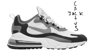 【2020/3】トラヴィス x ナイキ エアマックス270リアクト / Travis Scott x Nike Air Max 270 React