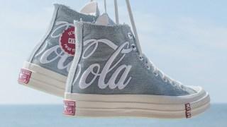 【8/9】キス x コカ・コーラ x コンバース / Kith x Coca-Cola x Converse Chuck 70
