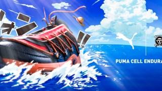 【8/9】ワンピース x プーマ セルエンデューラ / ONE PIECE x Puma Cell Endura