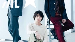 【先行予約】横浜流星さんオリジナルフォトカード付 コンバース ALL STAR LD