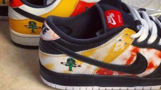 """【12/27】ナイキSB ダンクロー タイダイ / Nike SB Dunk Low """"Raygun Tie-Dye"""""""