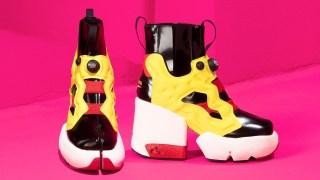 【衝撃作】マルジェラ x リーボック 足袋ブーツとポンプフューリー融合させたったw / Maison Margiela x Reebok Instapump Fury Tabi Boots
