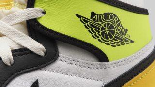 """【1/16】エアジョーダン1 ハイOG ユニバーシティゴールド / Air Jordan 1 High OG """"University Gold"""" 555088-118"""