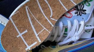 【披露】ショーン・ワザーズプーンがやりたい放題www / Sean Wotherspoon x adidas Super Earth