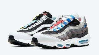 """【4/15】ナイキ エアマックス95 グリーディー2.0 / Nike Air Max 95 """"Greedy 2.0"""" CJ0589-001"""