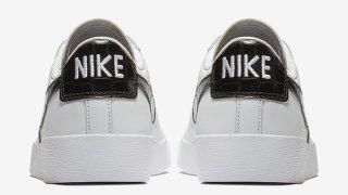 """【近日発売】ナイキ ブレーザー ロー ブラッククロコ / Nike Blazer Low Leather """"Black Croc"""""""