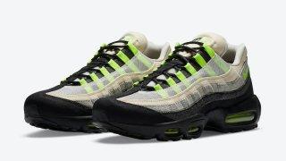 【9/26】デンハム x ナイキ エアマックス95 / DENHAM x Nike Air Max 95 DD9519-001