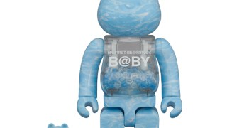 【7/11】MY FIRST BE@RBRICK B@BY WATER CREST 1000%, 100% & 400% オンラインリリース