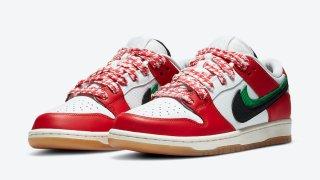 """【12/5】フレイムスケート x ナイキSB ダンクロー / Frame Skate x Nike SB Dunk Low """"Habibi"""" CT2550-600"""