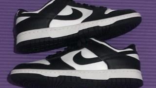 """【リーク】ナイキ ダンク ロー ホワイトブラック / Nike Dunk Low WMNS """"White/Black"""""""