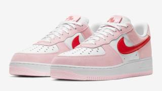 """【2/6】ナイキ エアフォース1 ロー バレンタインデイ / Nike Air Force 1 Low """"Valentine's Day"""" DD3384-600"""