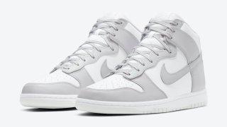 """【1/7】ナイキ ダンク ハイ バストグレー / Nike Dunk High """"Vast Grey"""" DD1399-100"""