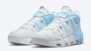"""【5/1】ナイキ エア モアアップテンポ """"スカイブルー"""" / Nike Air More Uptempo """"Sky Blue"""" DJ5159-400"""