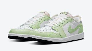 """【5/21】エアジョーダン1 ロー """"ゴーストグリーン"""" / Air Jordan 1 Low OG """"Ghost Green"""" DM7837-103"""