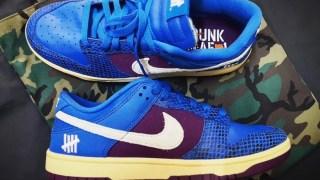 """【リーク】アンディフィーテッド x ナイキ ダンク ロー """"ダンクVSエアフォース1"""" / Undefeated x Nike Dunk Low """"Dunk vs AF-1"""" Pack"""