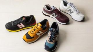 【8/12】日本を代表する5つのブランド・ショップとニューバランスのコラボ574発売へ / New Balance 574 Tokyo Limited