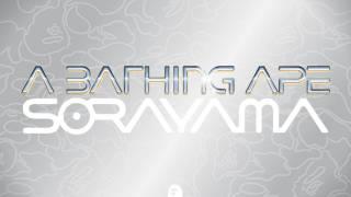 【7/31】ア ベイシング エイプ x 空山基 / A BATHING APE® x Hajime Sorayama