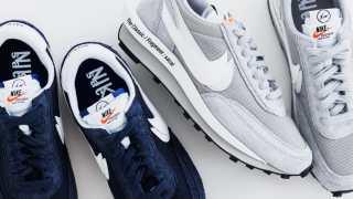 【8/24】フラグメント x サカイ x ナイキ LDワッフル / Fragment x Sacai x Nike LDWaffle DH2684-001, DH2684-400
