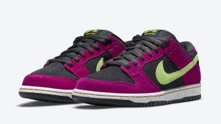 """【8/23】ナイキSB ダンク ロー """"レッドプラム"""" / Nike SB Dunk Low """"Red Plum"""" BQ6817-501"""