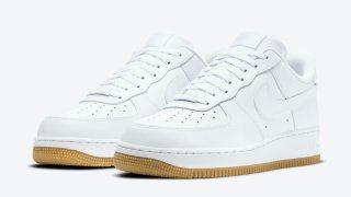 【ABCマート限定】ナイキ エアフォース1 ホワイトガム / Nike Air Force 1 Low White Gum DJ2739-100