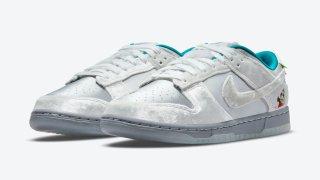 """【リーク】ナイキ ダンク ロー """"アイス"""" / Nike Dunk Low """"Ice"""" DO2326-001"""