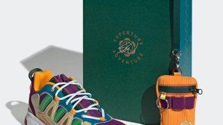 """【9/25】ショーン・ウェザースプーン x ディズニー x アディダス スーパーターフ アドベンチャー / Sean Wotherspoon x Disney x adidas Superturf Adventure """"Jiminy Cricket"""" GY8341"""