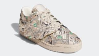 """【10/21】ジェレミースコット x アディダス フォーラム ロー ウイングス """"マネー"""" / Jeremy Scott x adidas Forum Low Wings """"Money"""" GX6393"""