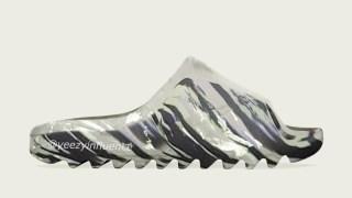 """【リーク】アディダス イージー スライド """"ミックス"""" / adidas Yeezy Slide """"MX"""""""
