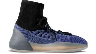 """【リーク】アディダス イージー バスケットボール ニット / YEEZY BSKTBL KNIT """"3D Slate Blue"""""""